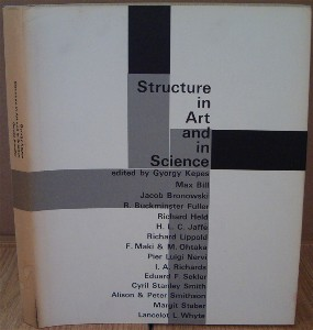 Structure in Art and in Science. Gyorgy KEPES.