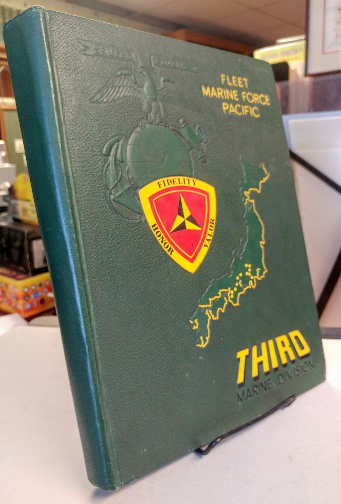 The Story of the 3d Marine Division in Japan August 1954-August 1954.