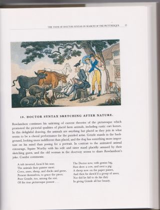 Thomas Rowlandson's Doctor Syntax Drawings. An introduction and Guide for Collectors.