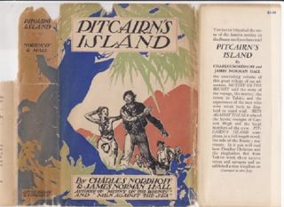 Pitcairn's Island. Charles NORDHOFF, James Norman Hall.