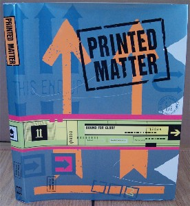 Printed Matter: Bound for Glory. Roger WALTON