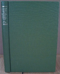 Catalogue of Books and Manuscripts by Rupert Brooke, Edward Marsh & Christopher Hassall. John...