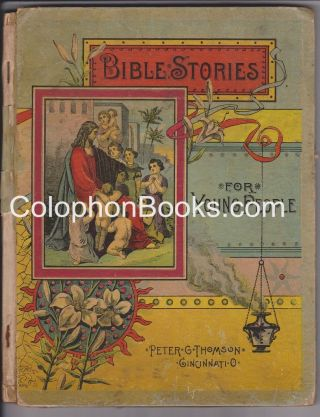 Bible Stories for Young People.