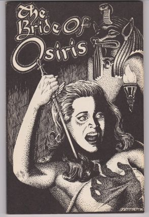 The Bride of Osiris. Otis Adelbert KLINE