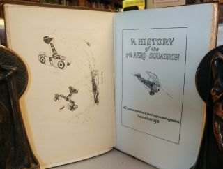 A History of the 17th Aero Squadron. Nil Actum Reputans si quid superesset agendum, December, 1918.