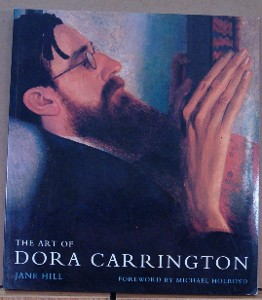 The Art of Dora Carrington. Jane HILL